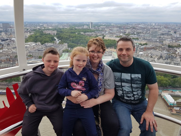 family london eye