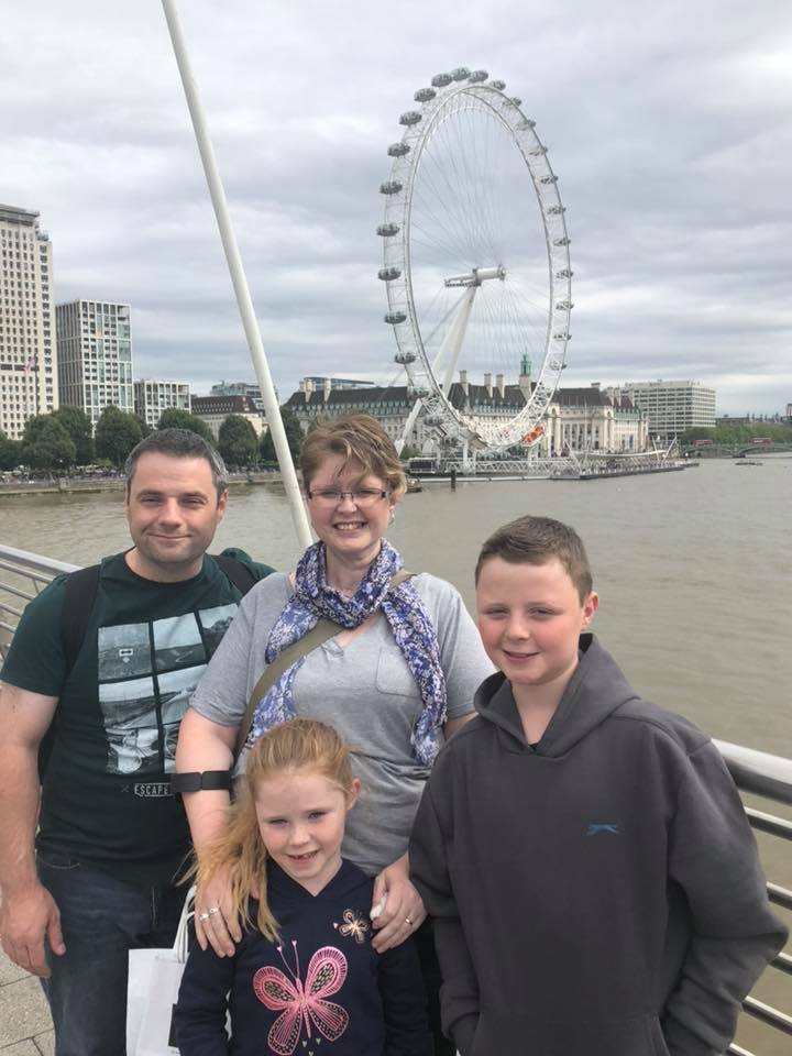 family pictire london