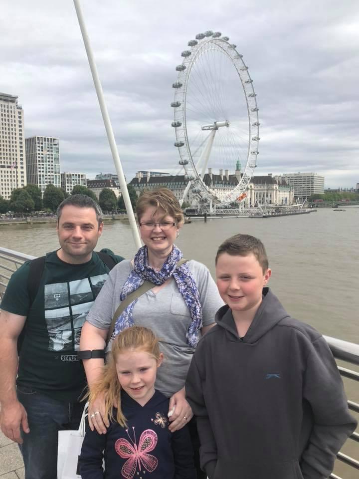 family pictire london